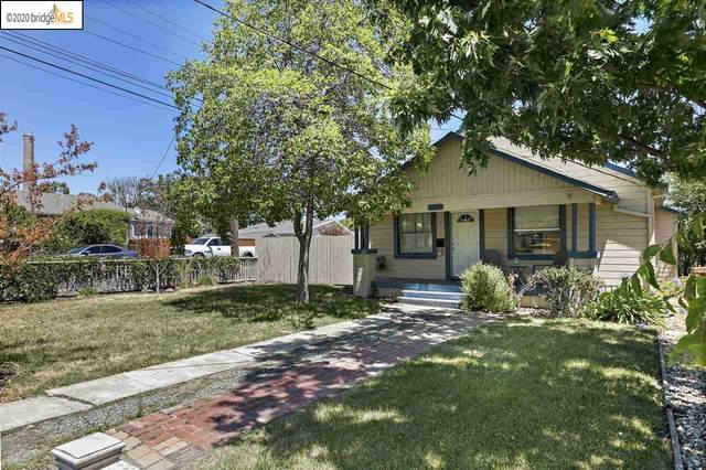 1264 Plaza Dr, Martinez, CA 94553 (#40911765) :: Blue Line Property Group