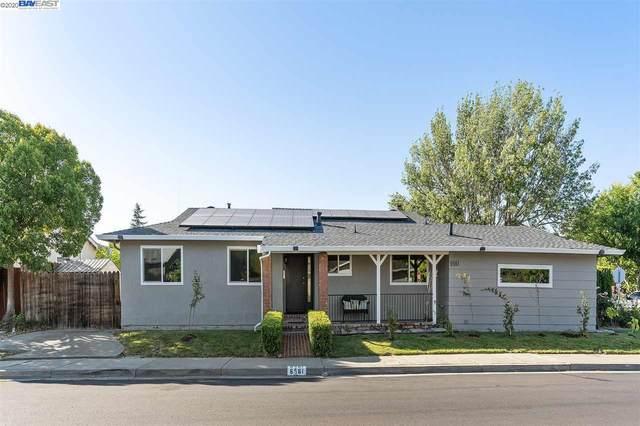 6561 Singletree Way, Pleasanton, CA 94588 (#40911767) :: Kendrick Realty Inc - Bay Area