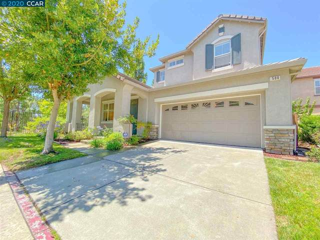 500 Silver Maple Dr, Hercules, CA 94547 (#40911811) :: Kendrick Realty Inc - Bay Area