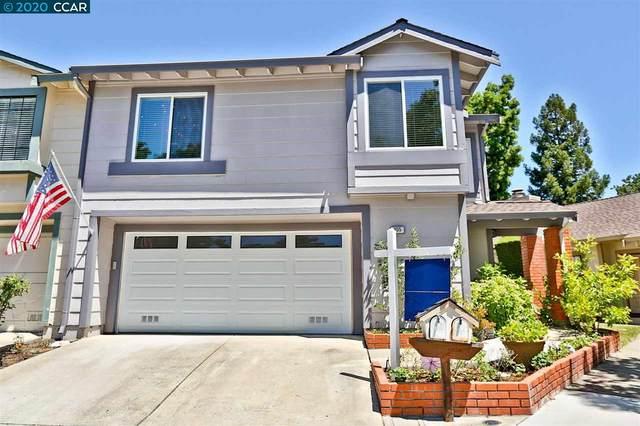 305 Lake Dale Ct Duet, Martinez, CA 94553 (#40911820) :: Blue Line Property Group