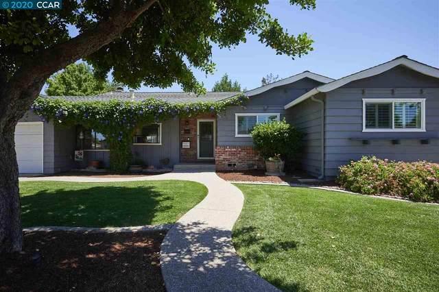 1746 Woodcrest Dr, Concord, CA 94521 (#40911841) :: Blue Line Property Group