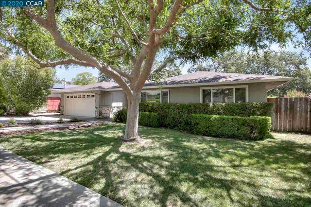 5 Chadima Ct, Pleasant Hill, CA 94523 (#40911868) :: Kendrick Realty Inc - Bay Area