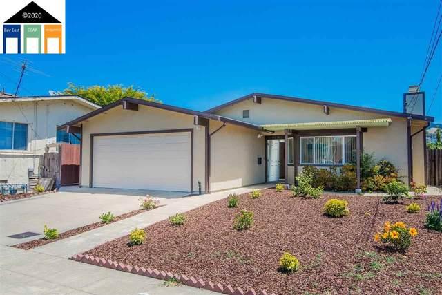978 Ventura, Richmond, CA 94805 (#40911886) :: Kendrick Realty Inc - Bay Area