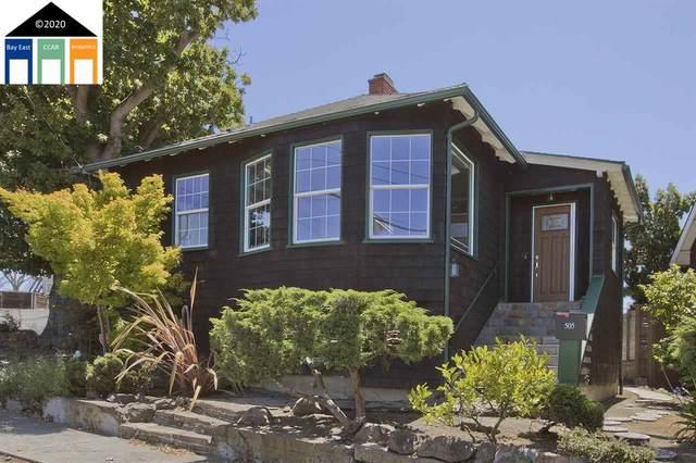 505 Washington Ave., Richmond, CA 94801 (#40911889) :: Kendrick Realty Inc - Bay Area