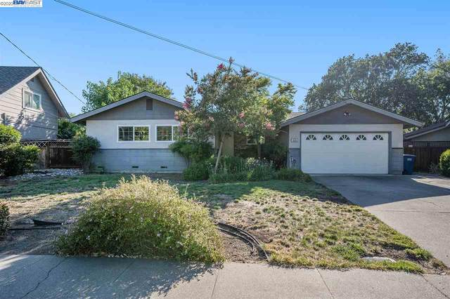 1381 Bentley St, Concord, CA 94518 (#40911906) :: Blue Line Property Group