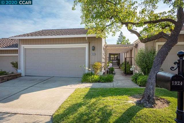 1924 Rancho Verde Circle E., Danville, CA 94526 (#40911962) :: Realty World Property Network