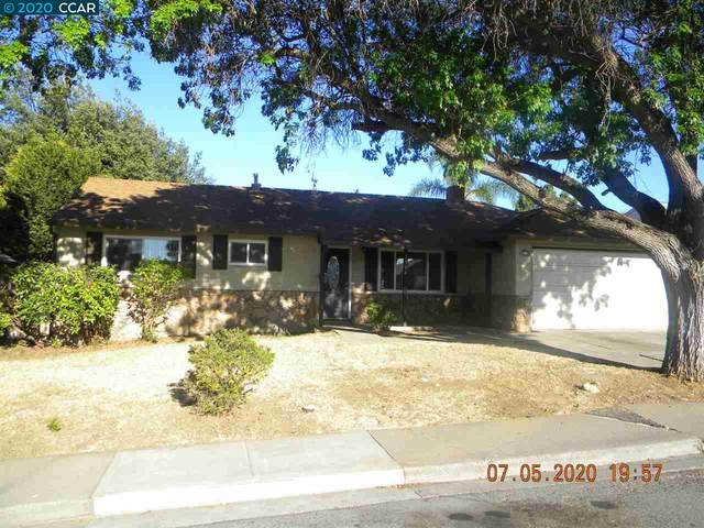 1304 Louis Dr, Antioch, CA 94509 (#40911965) :: Blue Line Property Group