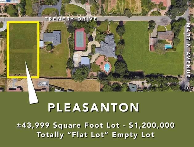 3737 Trenery Dr, Pleasanton, CA 94588 (MLS #40911982) :: Paul Lopez Real Estate