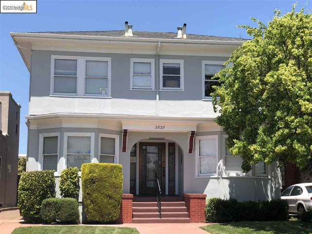 3839 Park, Oakland, CA 94602 (#40912018) :: Kendrick Realty Inc - Bay Area