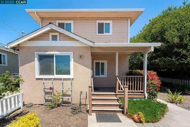 907 Buchanan Street, Albany, CA 94706 (#40912022) :: The Grubb Company