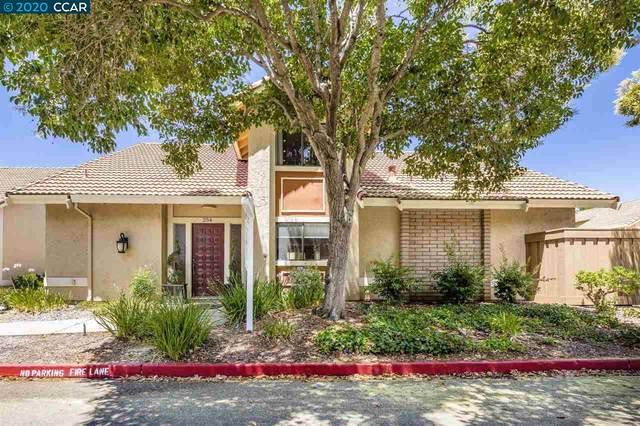 254 Northcreek Cir, Walnut Creek, CA 94598 (#40912054) :: Blue Line Property Group