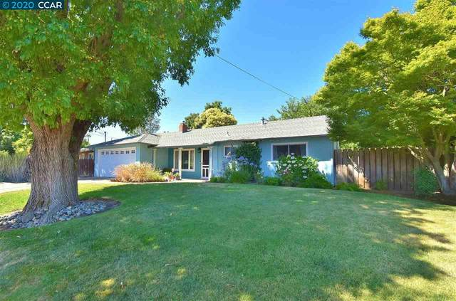 76 Cleopatra Dr, Pleasant Hill, CA 94523 (#40912056) :: Blue Line Property Group