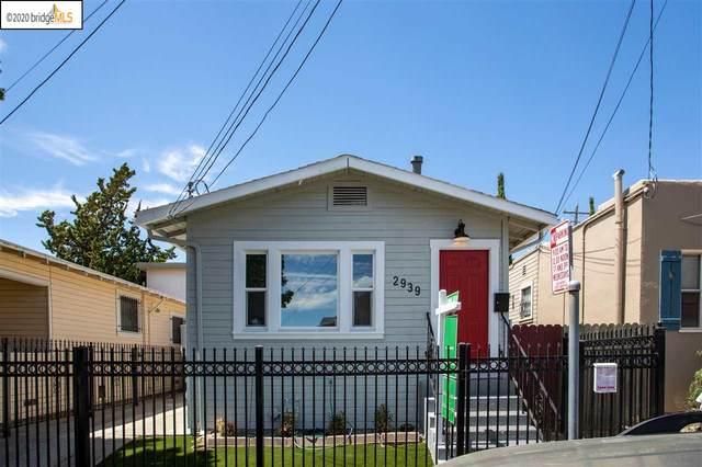 2939 Abbey St, Oakland, CA 94619 (#40912074) :: Armario Venema Homes Real Estate Team