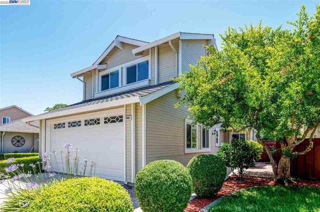 3802 Kamp Dr, Pleasanton, CA 94588 (MLS #40912090) :: Paul Lopez Real Estate