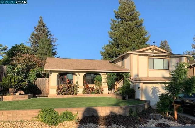 511 Gilda Ave, Martinez, CA 94553 (#40912097) :: Blue Line Property Group