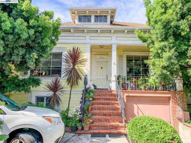 2114 Clinton Ave, Alameda, CA 94501 (#40912133) :: Armario Venema Homes Real Estate Team