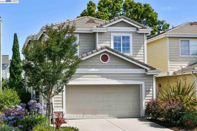 39 Britt Ct, Alameda, CA 94502 (#40912137) :: Armario Venema Homes Real Estate Team