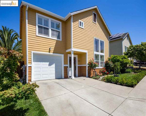2473 Savannah Ct, Oakland, CA 94605 (#40912142) :: The Lucas Group