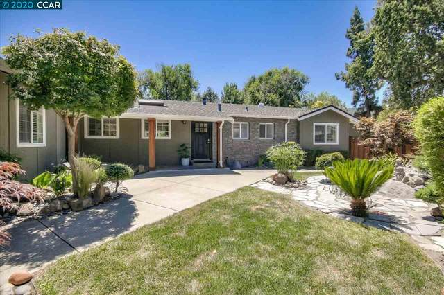 14 Linden Ct, Alamo, CA 94507 (#40912239) :: Realty World Property Network