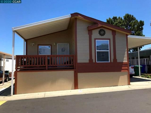 16401 San Pablo Ave #277, San Pablo, CA 94806 (#40912290) :: Blue Line Property Group