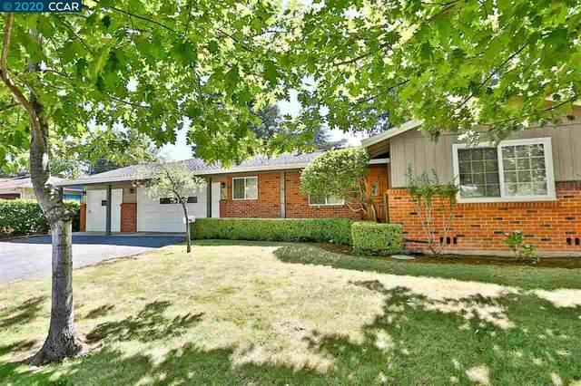 1512 Davis Ave, Concord, CA 94519 (MLS #40912421) :: Paul Lopez Real Estate