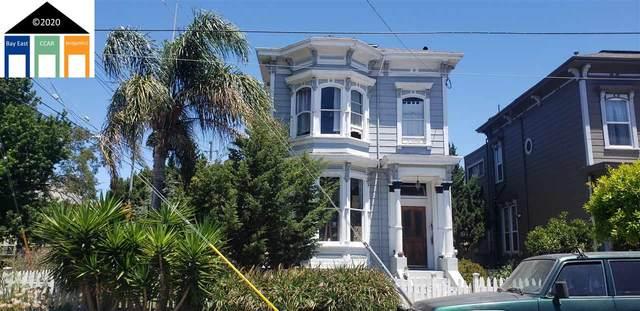 1484 9Th St, Oakland, CA 94607 (MLS #40912428) :: Paul Lopez Real Estate