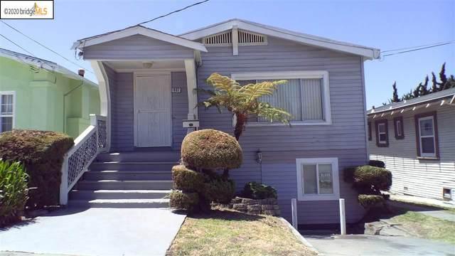 1807 E 22Nd St, Oakland, CA 94606 (MLS #40912434) :: Paul Lopez Real Estate