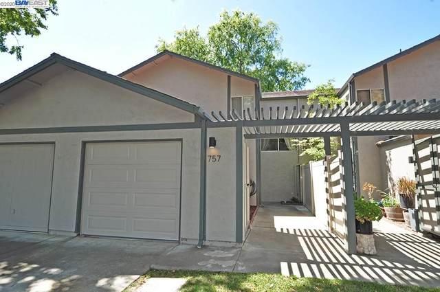 757 Pine St, Livermore, CA 94551 (MLS #40912445) :: Paul Lopez Real Estate