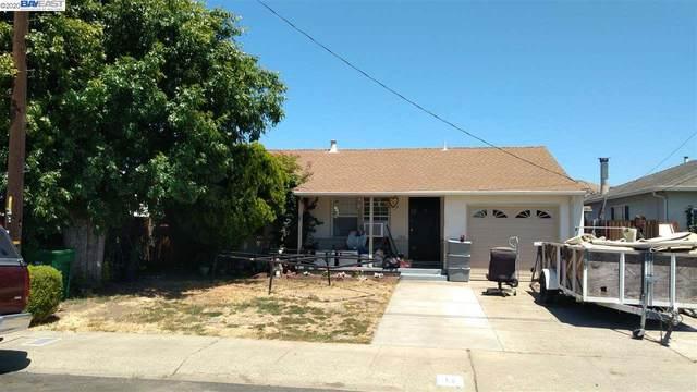 19 Schuyler Ave, Hayward, CA 94544 (MLS #40912457) :: Paul Lopez Real Estate