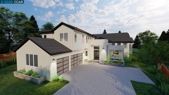 2048 Hermine Ave, Walnut Creek, CA 94596 (#40912569) :: Armario Venema Homes Real Estate Team