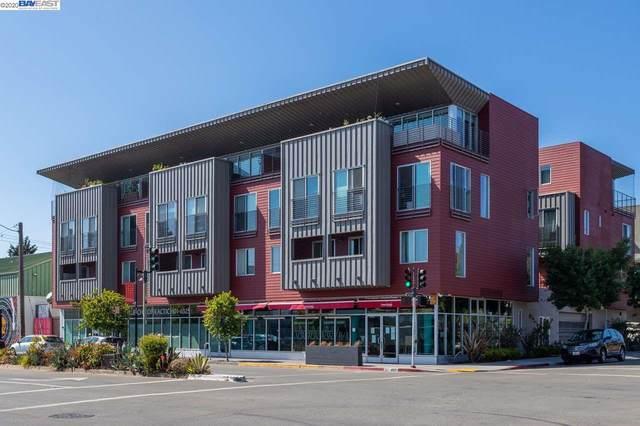 414 40Th St #205, Oakland, CA 94609 (#40912680) :: Armario Venema Homes Real Estate Team