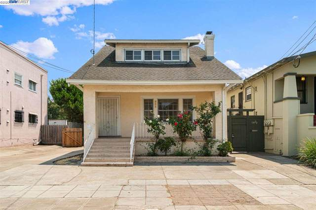 535 42nd St, Oakland, CA 94609 (#40912745) :: Armario Venema Homes Real Estate Team