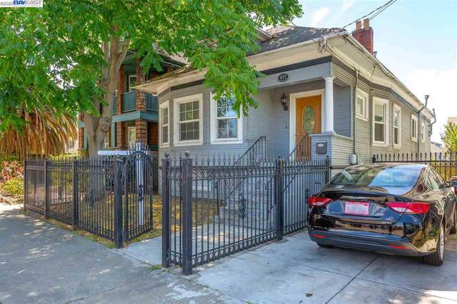 927 34th Street, Oakland, CA 94608 (#40912756) :: Realty World Property Network