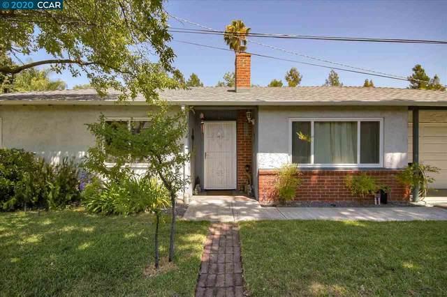 20 Rahn Ct, Walnut Creek, CA 94597 (#40912843) :: Armario Venema Homes Real Estate Team