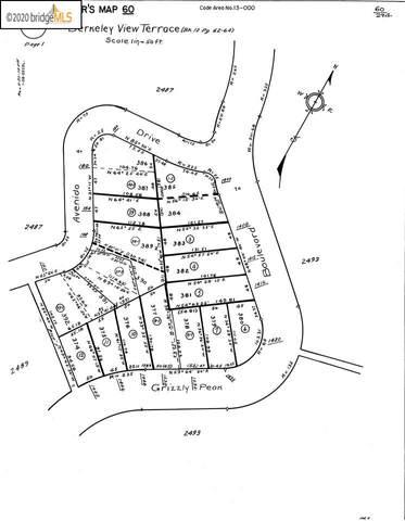 0 Grizzly Peak Blvd, Berkeley, CA 94708 (#40912883) :: Armario Venema Homes Real Estate Team