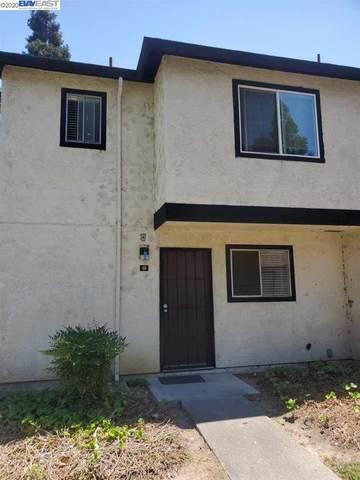 1970 Grande Cir #10, Fairfield, CA 94533 (#40912985) :: Armario Venema Homes Real Estate Team