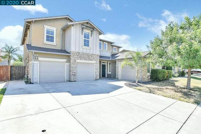 1890 Monique St, Tracy, CA 95304 (#40913105) :: Blue Line Property Group