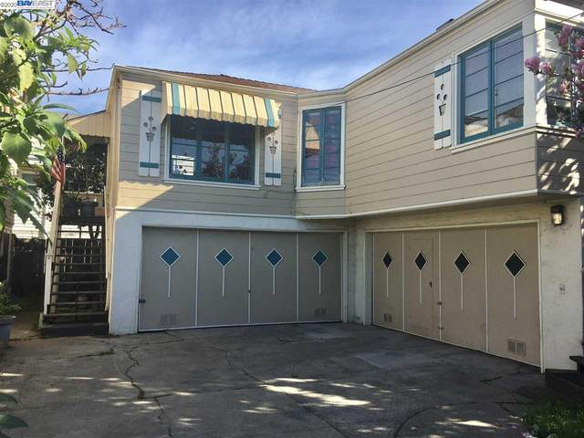 2305 San Jose Ave, Alameda, CA 94501 (#40913182) :: Armario Venema Homes Real Estate Team