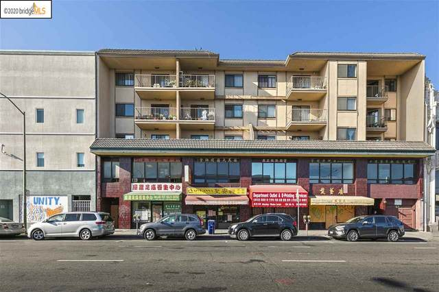 320 8Th St, Oakland, CA 94607 (#40913199) :: Realty World Property Network