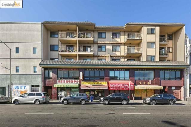 320 8Th St, Oakland, CA 94607 (#40913199) :: Armario Venema Homes Real Estate Team