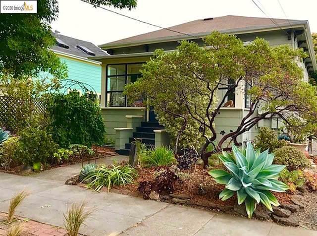 4826 Clarke St, Oakland, CA 94609 (#40913296) :: Armario Venema Homes Real Estate Team