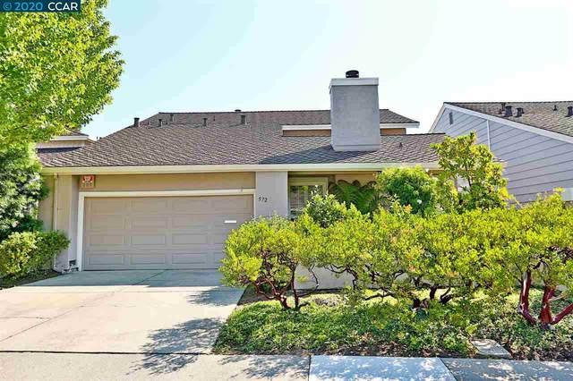 572 Matterhorn Dr, Walnut Creek, CA 94598 (#40913312) :: Blue Line Property Group