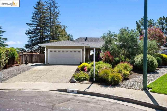1462 Cullen Ct, Walnut Creek, CA 94597 (#40913399) :: Armario Venema Homes Real Estate Team