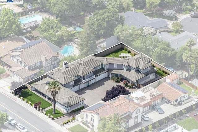 459 Adams Way, Pleasanton, CA 94566 (#40913417) :: Realty World Property Network