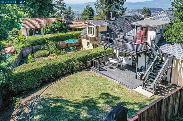 965 Hilldale Ave, Berkeley, CA 94708 (#40913466) :: Blue Line Property Group