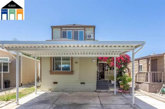 28 Eagle Green #28, Fremont, CA 94538 (#40913506) :: Armario Venema Homes Real Estate Team