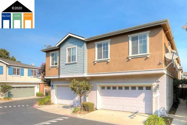 645 Heritage Circle, San Lorenzo, CA 94580 (#40913547) :: Blue Line Property Group