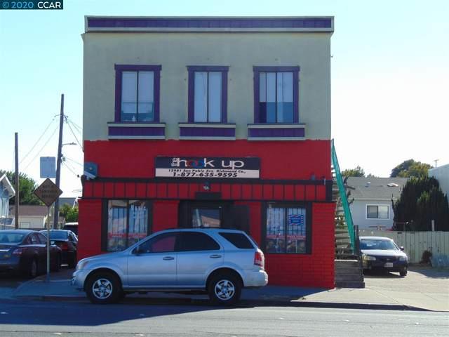 12981 San Pablo Ave, Richmond, CA 94805 (#40913571) :: Realty World Property Network