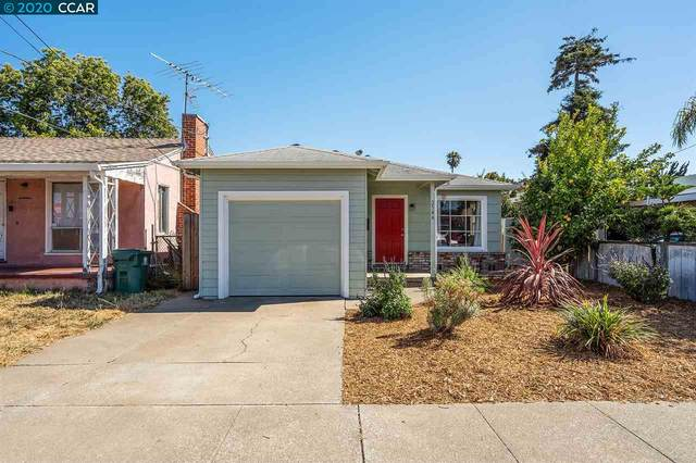 2546 Downer Ave, Richmond, CA 94804 (#40913690) :: Armario Venema Homes Real Estate Team
