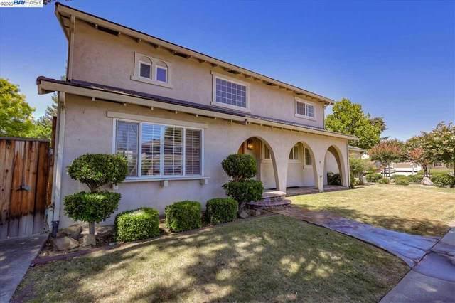 4007 Suffolk Way, Pleasanton, CA 94588 (#40913777) :: Excel Fine Homes